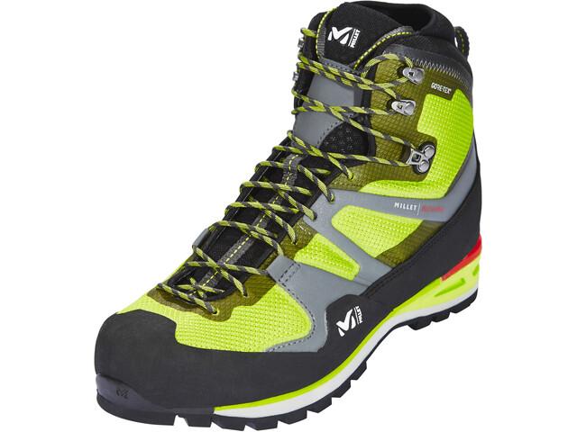 Millet Elevation GTX Chaussures Homme, acid green